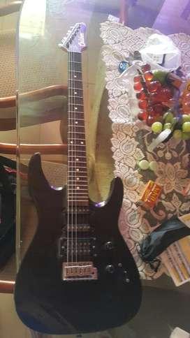 Guitarra Electrica Mas Amplificador