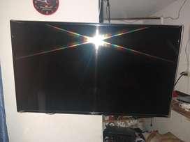 "Televisor SMART LG 49"""