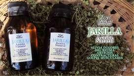 Aceites Naturales Terapéuticos de Jarilla