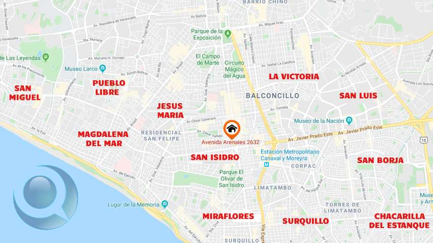 LINCE – ALQUILER DE AREA LIBRE (Aires del piso10) 0