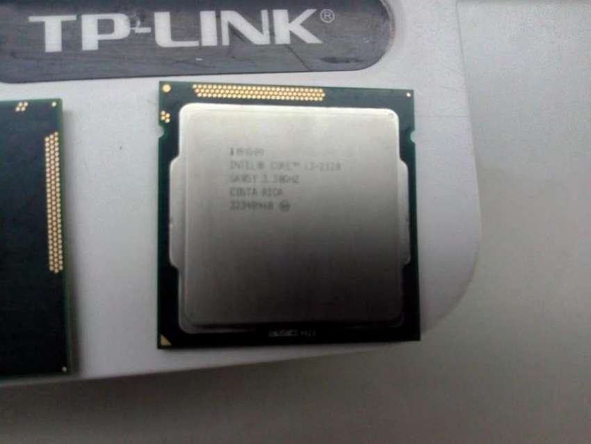 CPU Procesador Intel Core i3 2120 3.3ghz 0