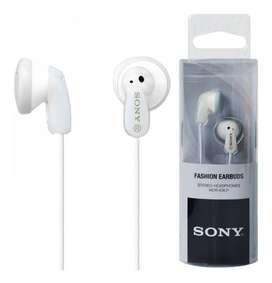 Audifonos - Sony Fashion Earbuds - Originales