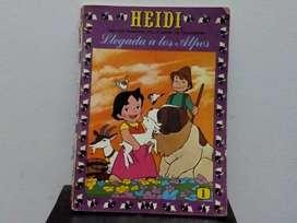 Cómic manga : anime  Heidi español