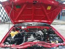 Flamante Toyota Hilux del 2003 doble cabina