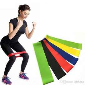 Banda de Ejercicio de yoga o Conjunto de ejercicios de entrenamiento de fitness