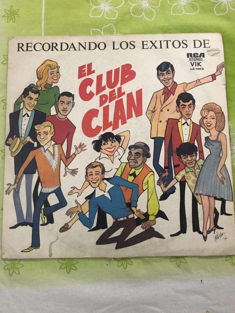 VINILO EL CLUB DEL CLAN 0