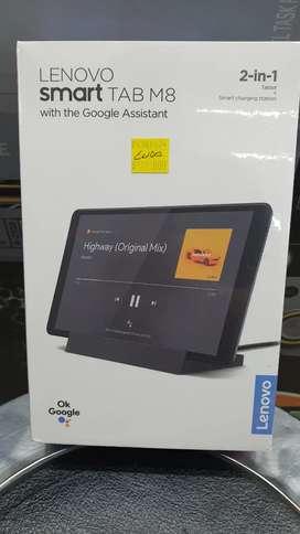 Lenovo Smart Tab M8 nueva