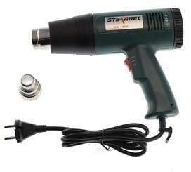 Pistola Calor Aire Caliente 500c Y 1800 Watts Herramienta Soplador