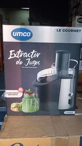 EXTRACTOR DE JUGOS UMCO