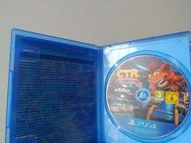 Crash Car PS4