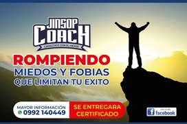 talleres de coaching motivacionales
