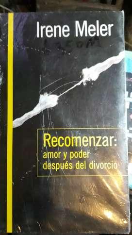 RECOMENZAR AMOR Y PODER DESPUES DEL DIVORCIO (nuevo)