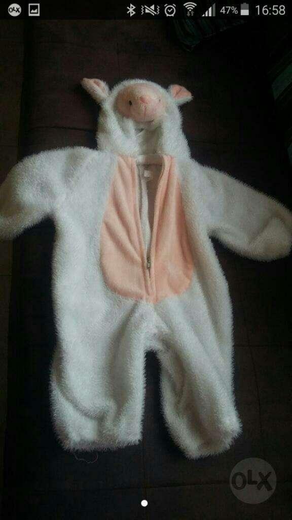 Disfraz para Bebita de Ovejita 0