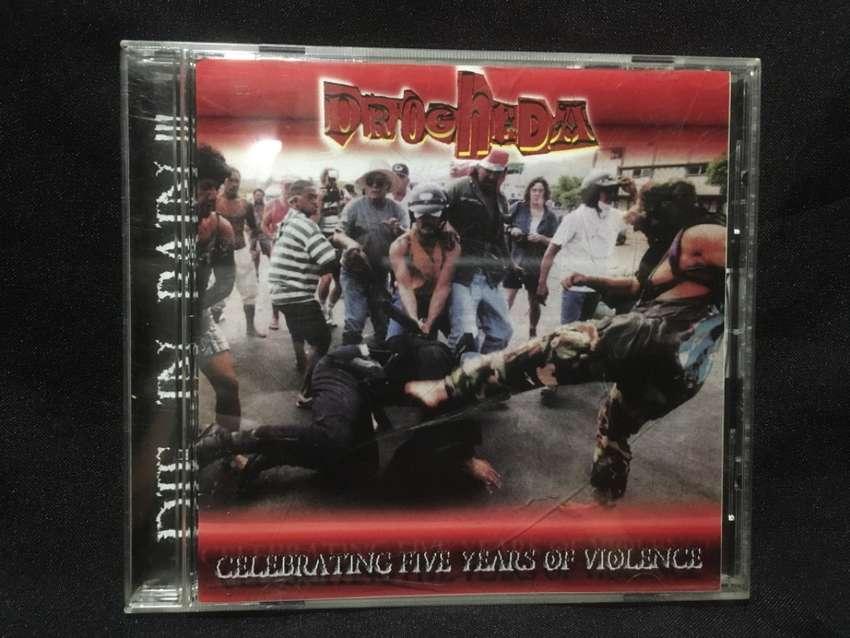 Cd Death metal Grindcore Drogheda (Us) - Celebrating Five Years of violence