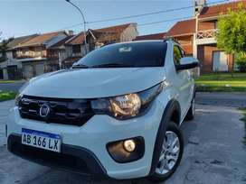 Fiat Mobi Way 2017, EXCELENTE  ESTADO!!