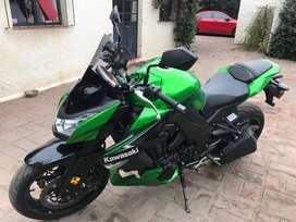 Kawasaki Z1000 - 2014