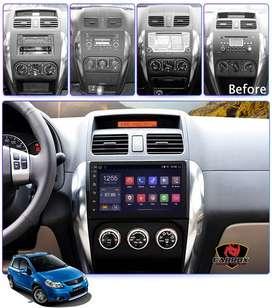 SUZUKI SX4 2006 - 2013 AUTORADIO ANDROID WIFI BLUETOOTH CARROX PERU