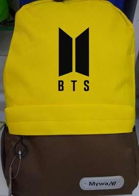 Bolso escolar exo, bts, kpop