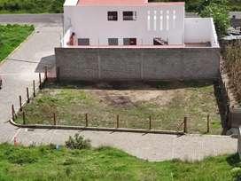 Lote UBICADO A 1KM al norte de C.C Quicentro Sur  29000$ NEGOCIABLES