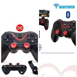 Control vídeo juegos Bluetooth Smartphones Android