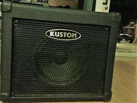Amplificador para bajo o guitarra Kustom KBA16 30w