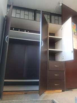 Closet armario moderno