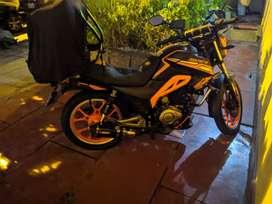 Moto Ronco pantera 150r con soat