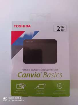 DISCO DURO USB TOSHIBA 2 TERAS