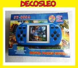Consola De Juego Portatil A Pila 288A 1.8 Sy888a