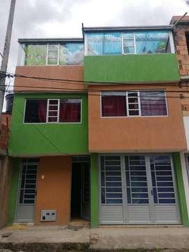 Se vende hermosa casa barrio Chico Chiquinquirá Boyacá