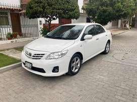 Auto Corolla Blanco