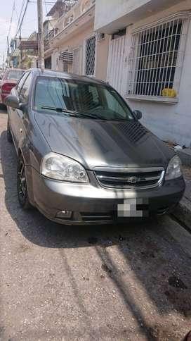 Chevrolet Optra 1.8, año 2006