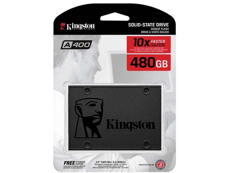 Disco de Estado Solido 480GB Kingston 0