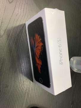 Iphone 6s nuevo de 64gb space greycon garantia NO CAMBIOS