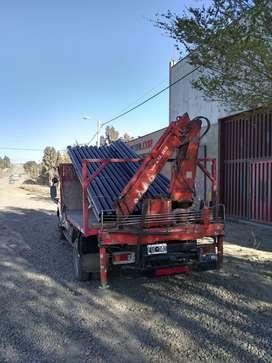 Servicio de hidrogrúa hasta 2400kg