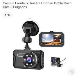 Vendo cámara de video para carro delantera y trasera