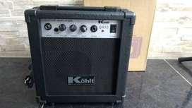 Amplificador de guitarra Kohlt GA10  de 10w nuevo
