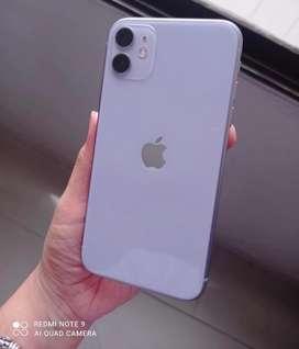 Iphone 11 color Lilia de 128 Gb Un mes de uso. Cúcuta