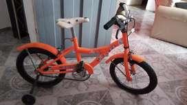 Bicicleta de nena!!