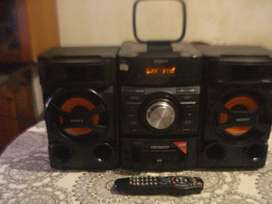 Minicomponente Sony Genezi Hcd Ec590 Exc Sonido No Envio