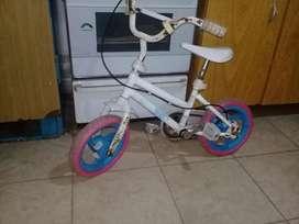 Vendo urgrnte bicicleta