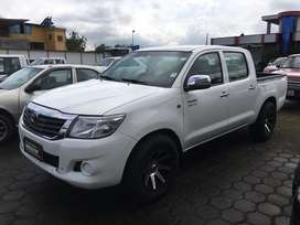 Toyota Hilux 4x2 Gasolina 2013 full CD Facilidades de Pago