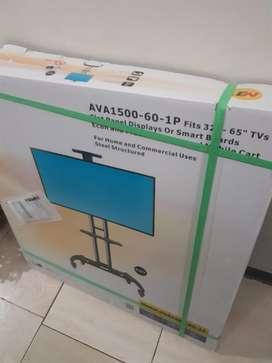 Base tv tipo pedestal de pie