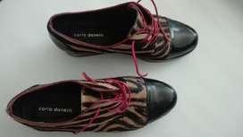 Zapatos Carla Danelli 38