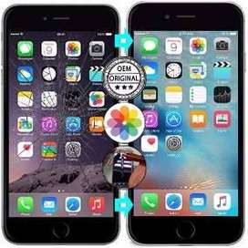 Pantalla Display LCD para Iphone 6,6S,6 Plus,6S plus,7,8,X,Xr,Xs Barata
