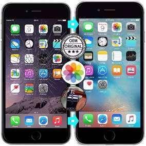 Pantalla Display LCD para Iphone 6,6S,6 Plus,6S plus,7,8,X,Xr,Xs Barata 0