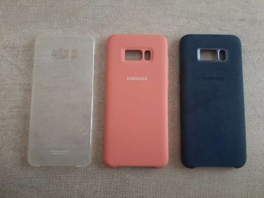 Funda carcasa original Samsung Galaxy s8 plus s8+