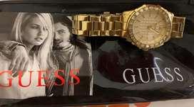 Vendo reloj Guess