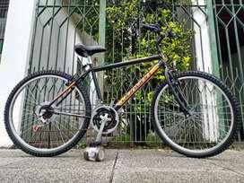 Mountain bike rod 26   Jordan nuevas!
