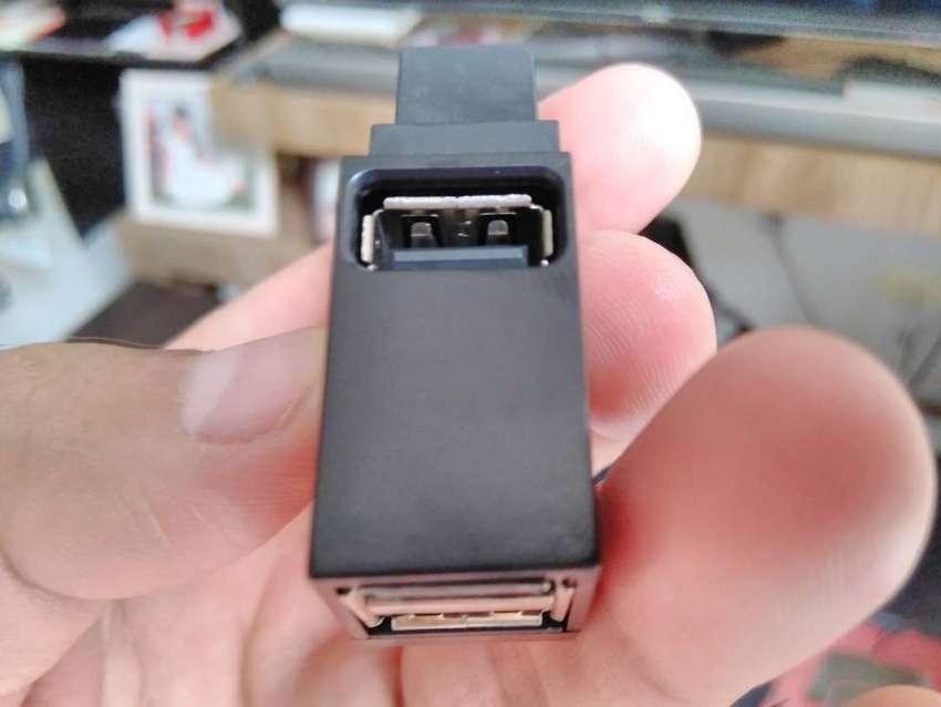 3 PUERTOS 3 PUERTAS USB 2.0 PORTATIL HUB 2.0 X 3 PUERTAS! NUEVOS